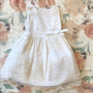 Julia Lee girls dress size 6